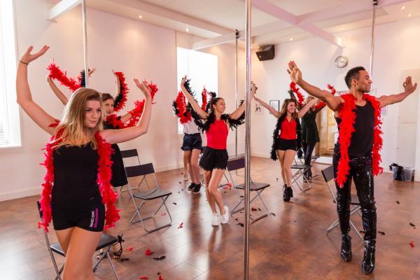 Burlesque Workshop in Heerhugowaard