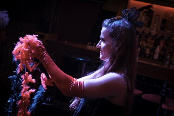 Burlesque Workshop in Heerhugowaard